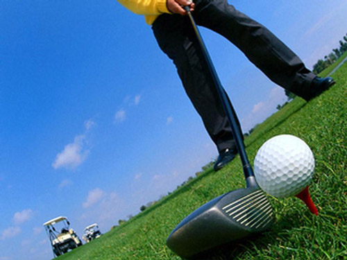 Golf Contest Coverage for Prize Promotion
