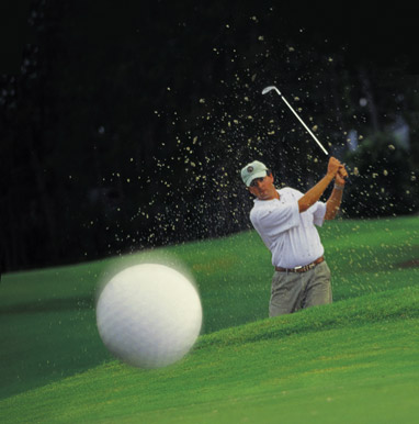 Golf Contest Coverage