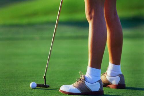 Golf Putting Contest Coverage